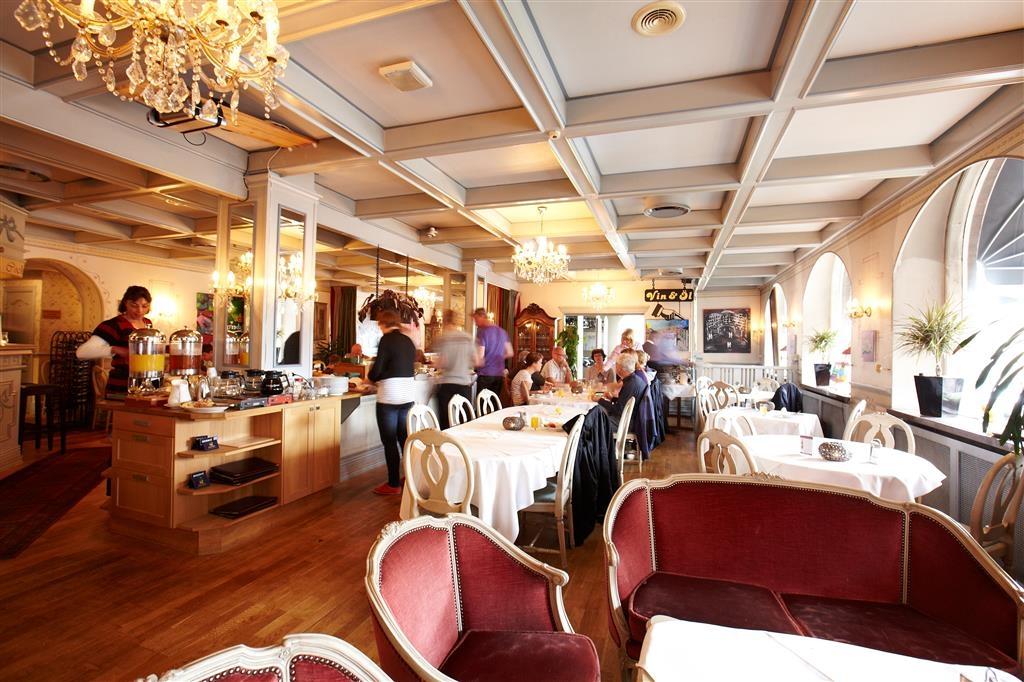 Best Western Plus Hotell Boras - Desayuno Buffet