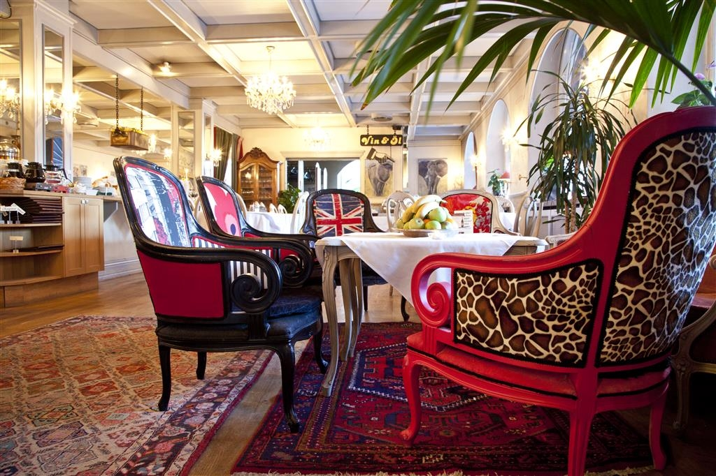 Best Western Plus Hotell Boras - Dining Area
