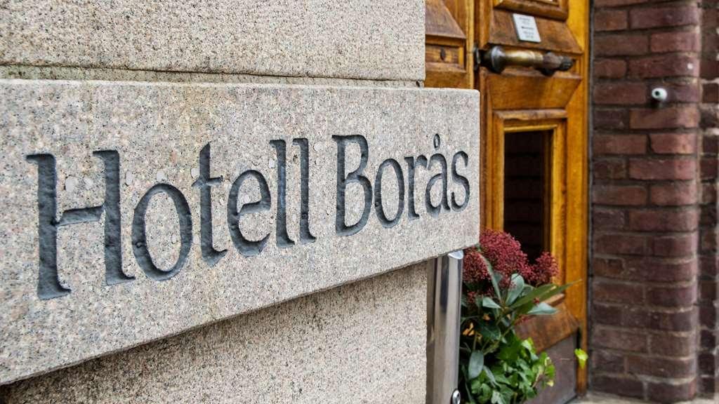 Best Western Plus Hotell Boras - Vista Exterior