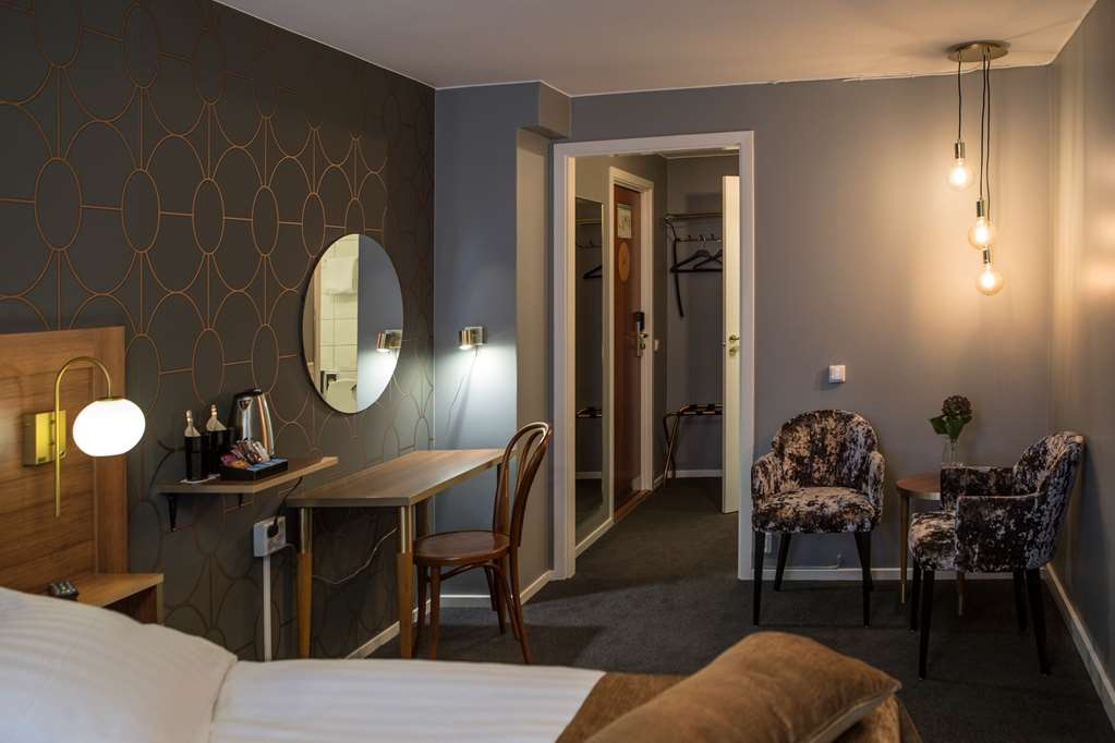 Best Western Plus Hotell Boras - Standard Double Room