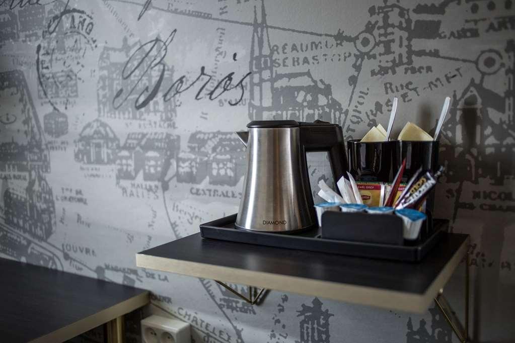 Best Western Plus Hotell Boras - habitación de huéspedes-amenidad