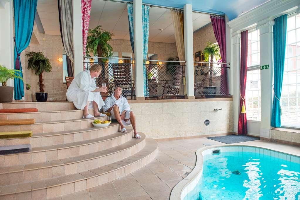 Best Western Strand Hotel - Piscina
