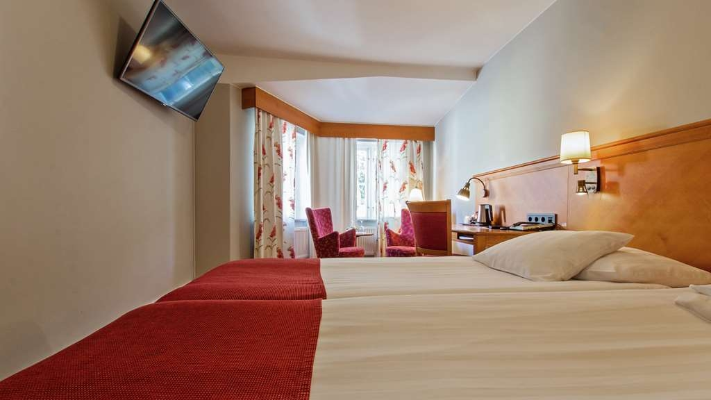 Best Western Strand Hotel - Chambres / Logements