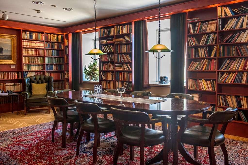 Best Western Strand Hotel - Hotellounge