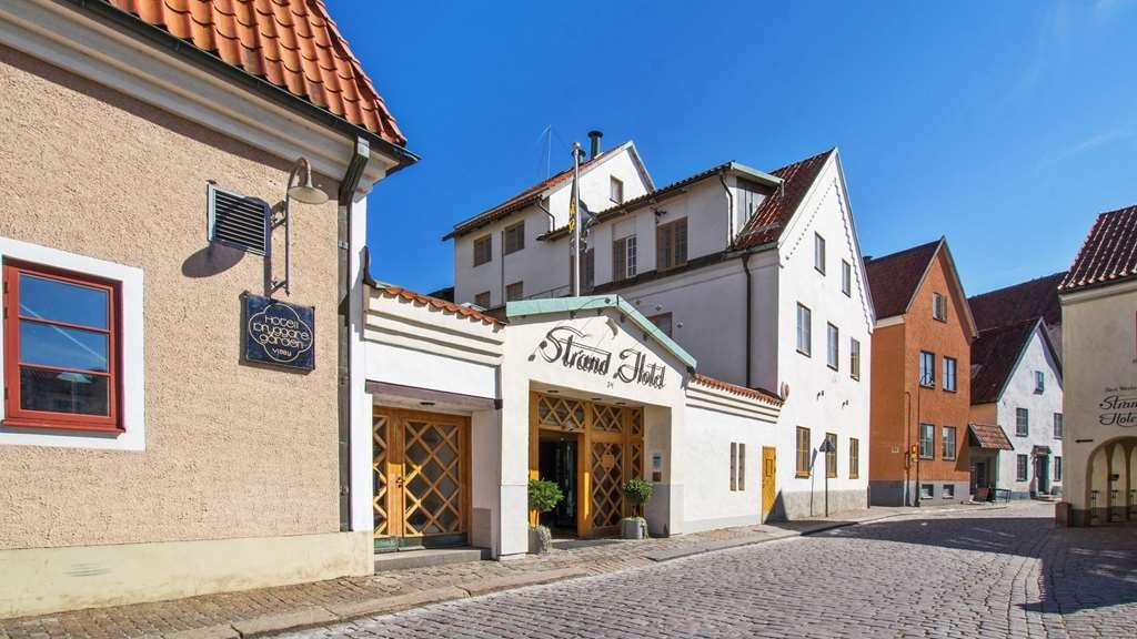 Best Western Strand Hotel - Exterior