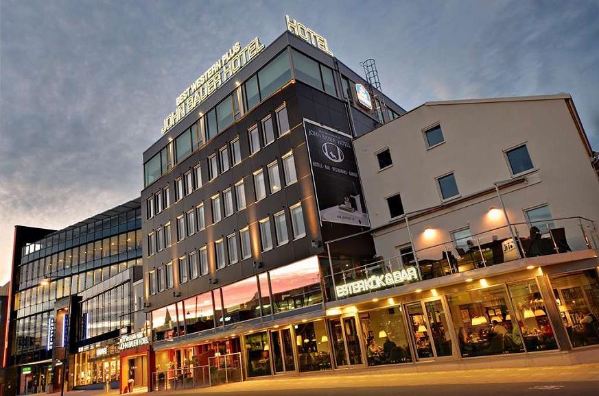 Best Western Plus John Bauer Hotel - Area esterna