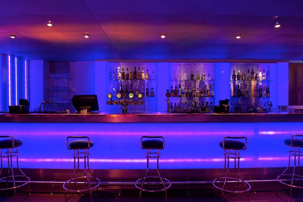 Best Western Plus John Bauer Hotel - Bar / Lounge