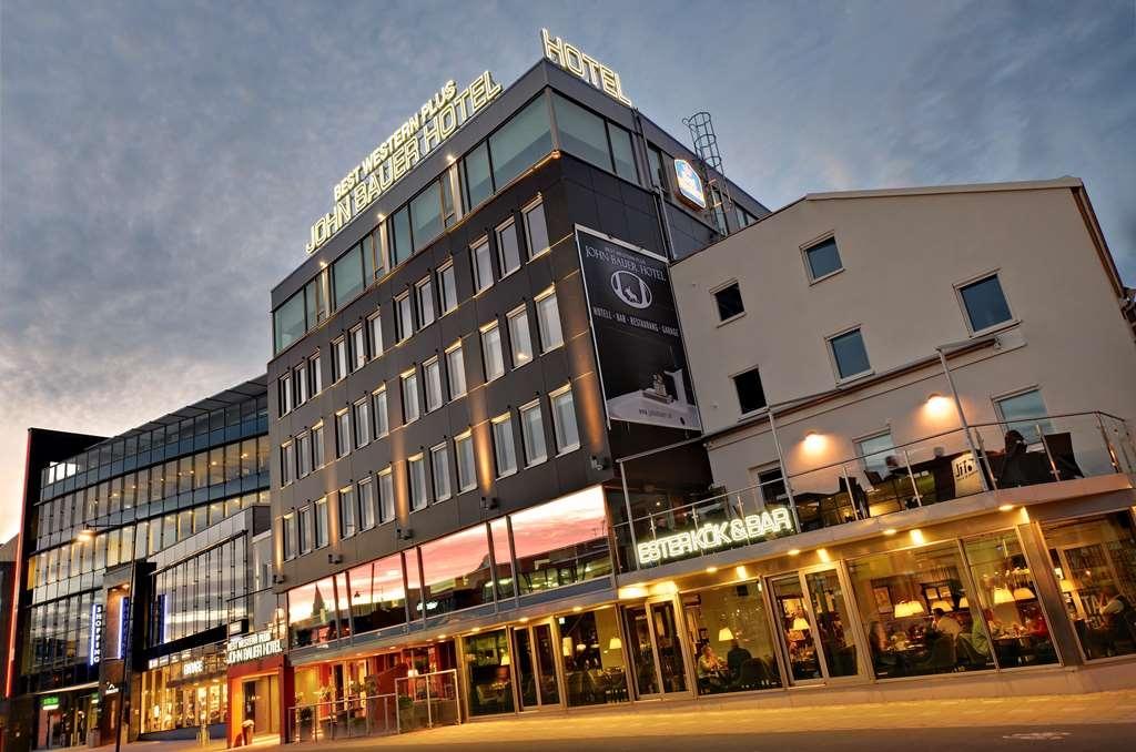 Best Western Plus John Bauer Hotel - Vista Exterior