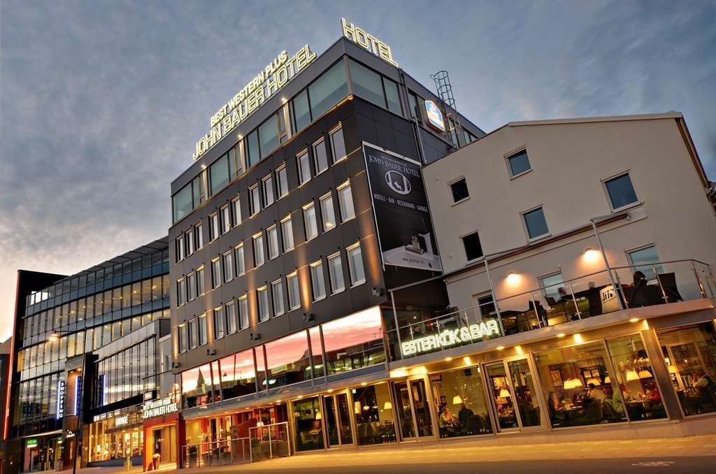 Best Western Plus John Bauer Hotel - Facciata dell'albergo