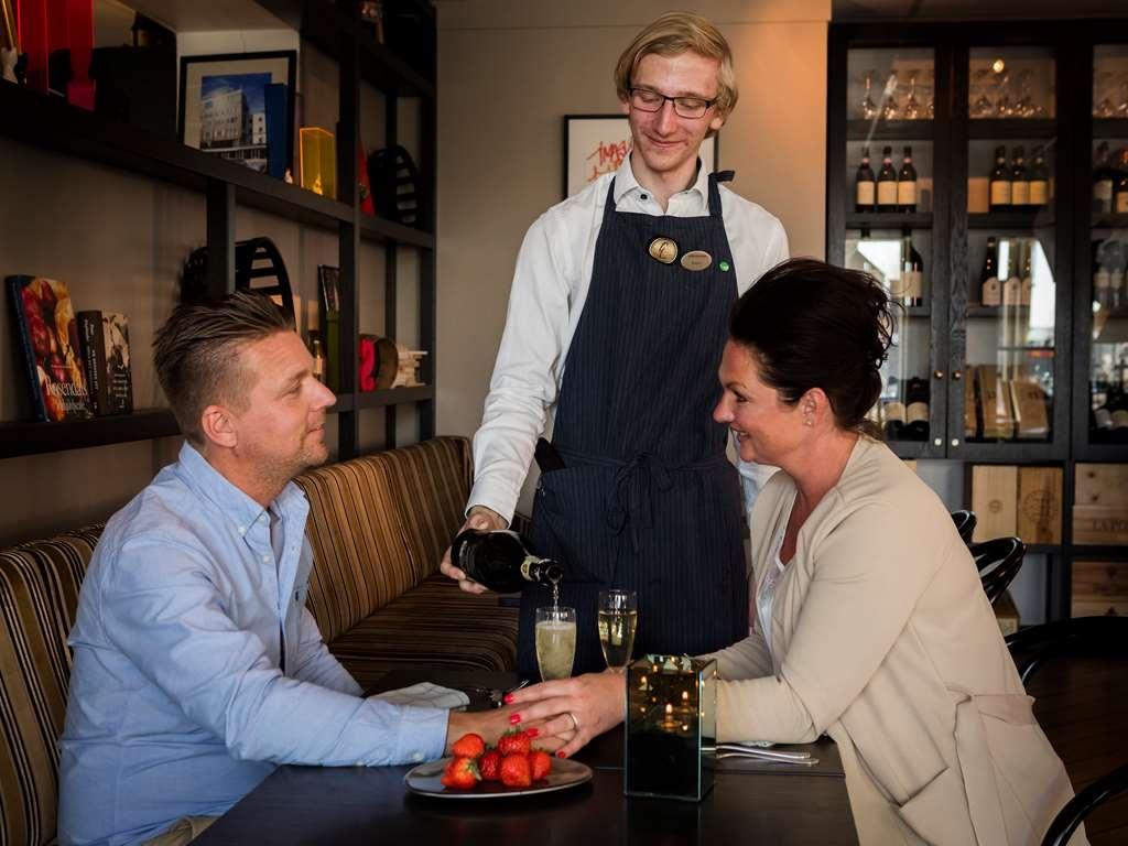 Best Western Plus John Bauer Hotel - Restaurante/Comedor