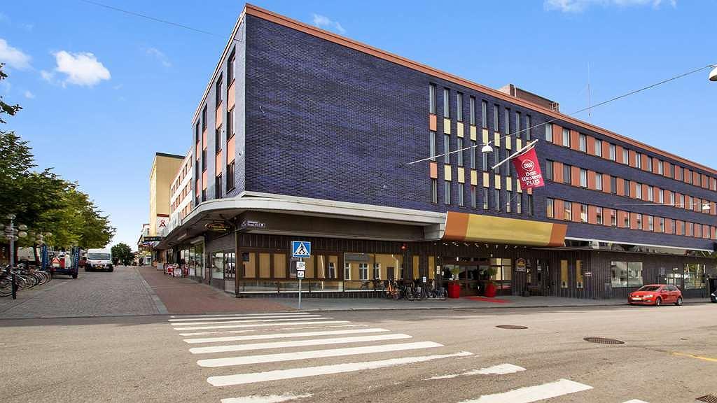 Best Western Plus Grand Hotel Elektra - Aussenansicht