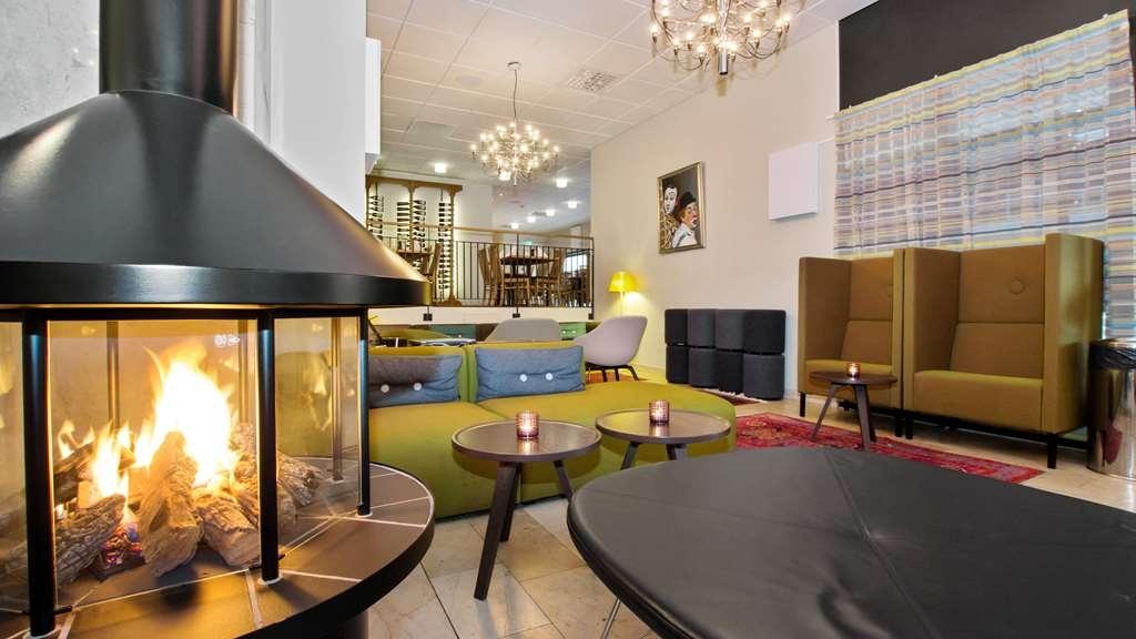 Best Western Plus Grand Hotel Elektra - Hall