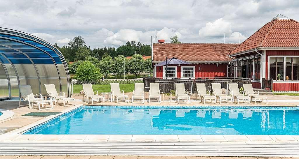 Best Western Hotel Vrigstad - Vista de la piscina