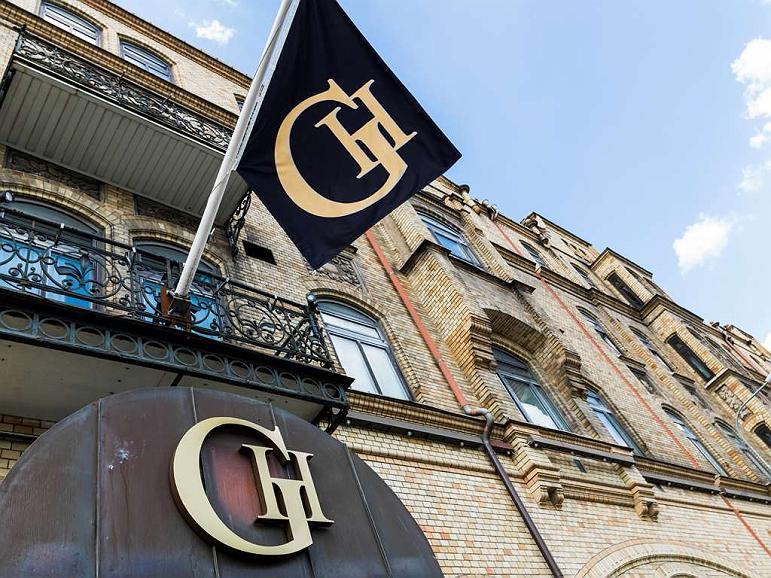 Best Western Plus Grand Hotel - Aussenansicht