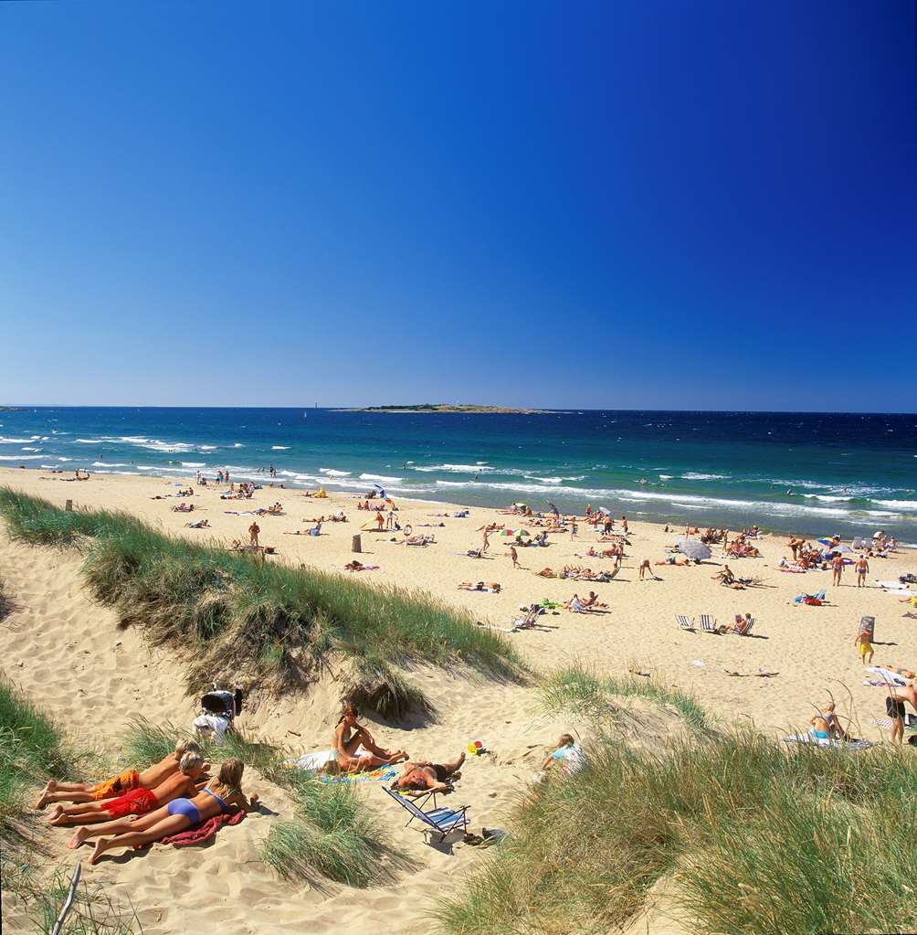 Best Western Plus Grand Hotel - In Halmstad you will find one of Sweden's most popular beaches