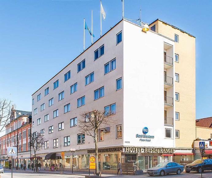 Best Western Plaza Hotel - Hall