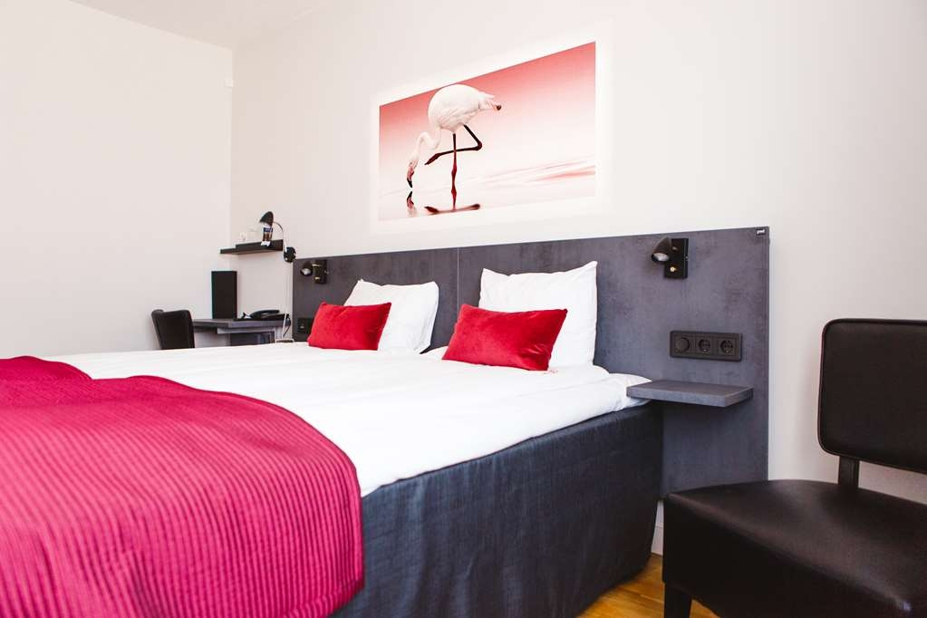 Best Western Plaza Hotel - Chambres / Logements