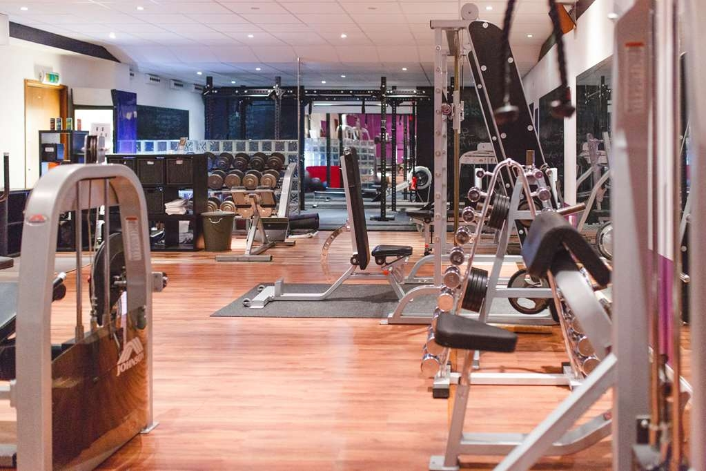 Best Western Plaza Hotel - Club de remise en forme