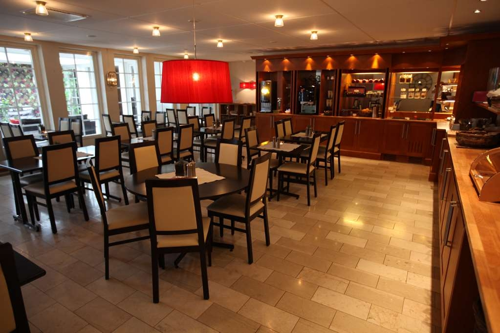 Best Western Plus Edward Hotel - Restaurante/Comedor