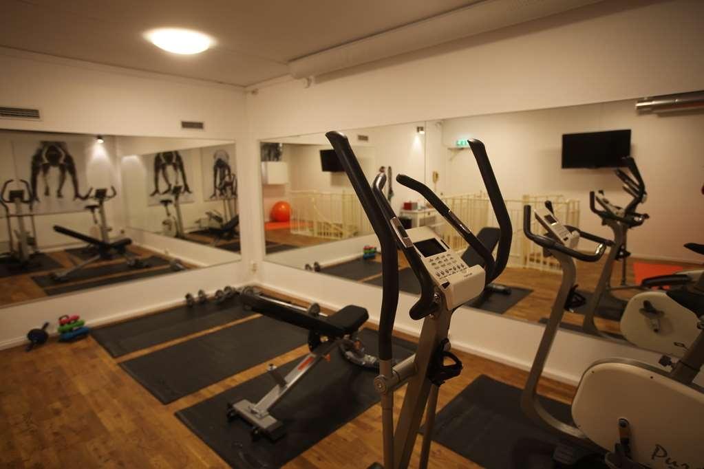 Best Western Plus Edward Hotel - Gym