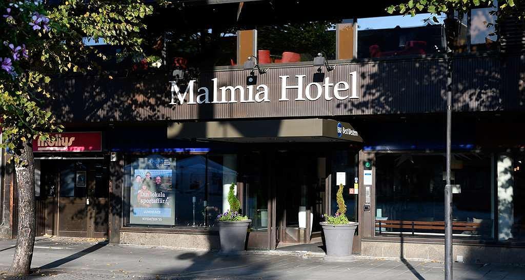 Best Western Malmia Hotel - Facciata dell'albergo