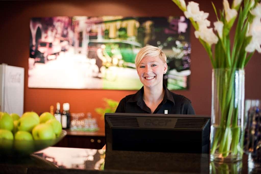 Best Western Malmia Hotel - Vue du lobby