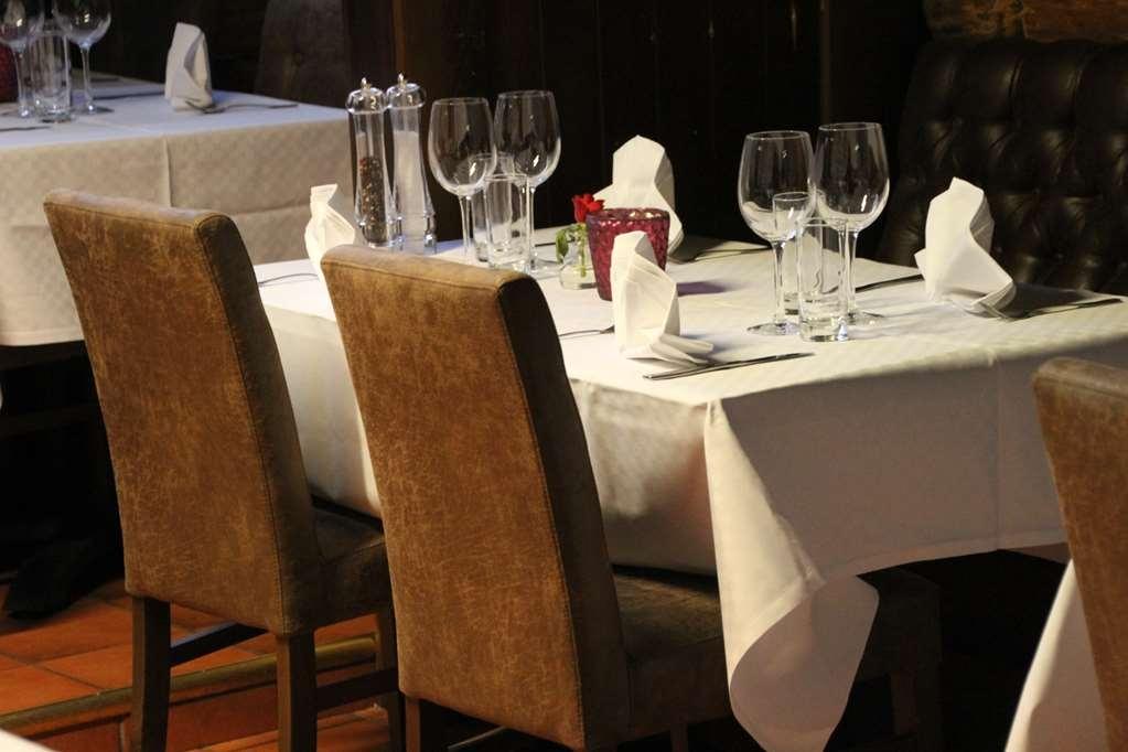 Best Western Vetlanda Stadshotell - Restaurant / Etablissement gastronomique