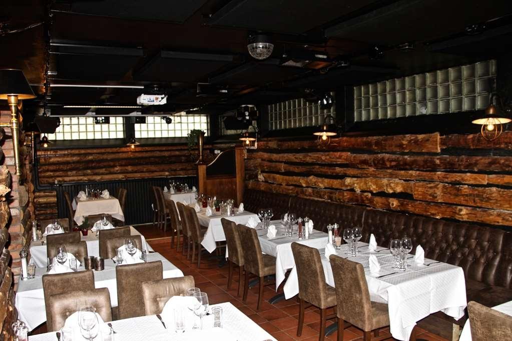 Best Western Vetlanda Stadshotell - Salle à manger
