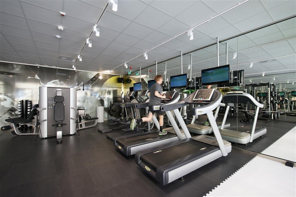 Best Western Princess Hotel - Fitnessstudio