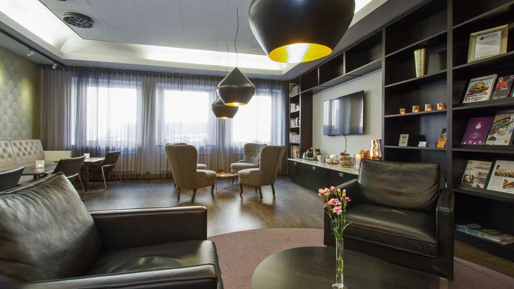 Best Western Princess Hotel - Foyer