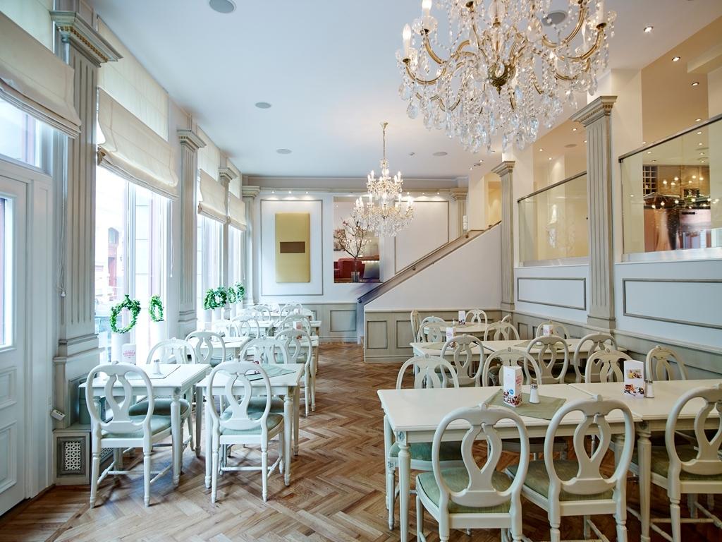 Best Western Hotel Duxiana - Breakfast Area