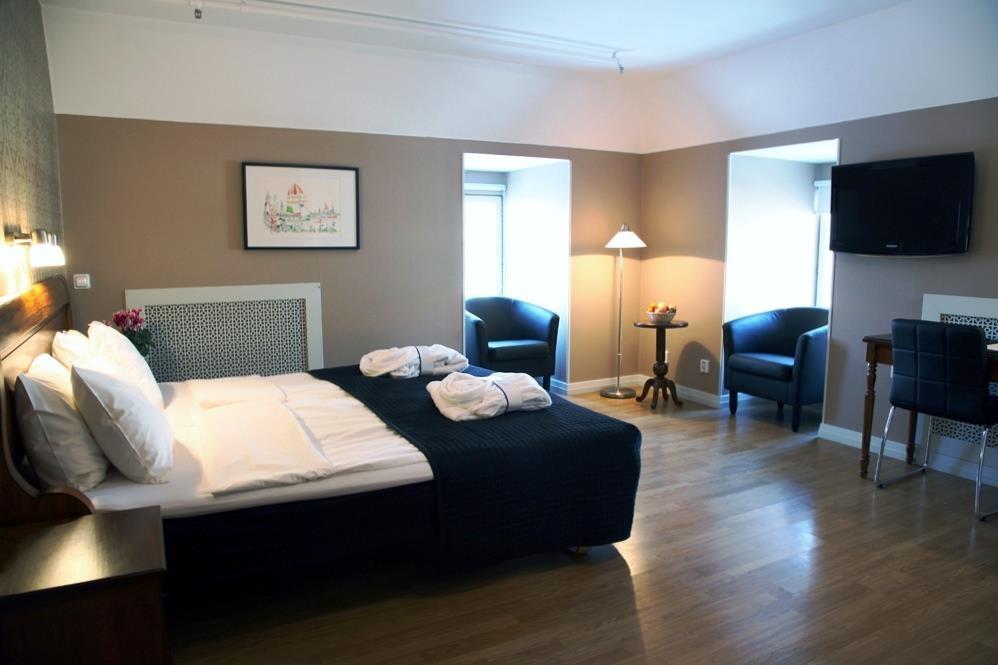 Best Western Hotel Gamla Teatern - Habitaciones/Alojamientos