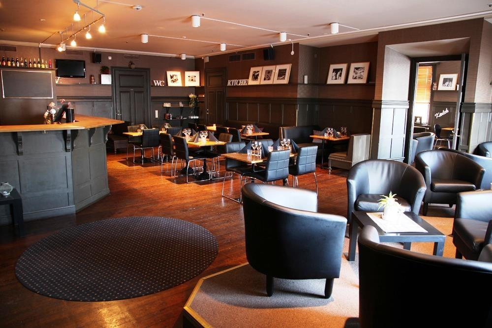 Best Western Hotel Gamla Teatern - Bar/Salón