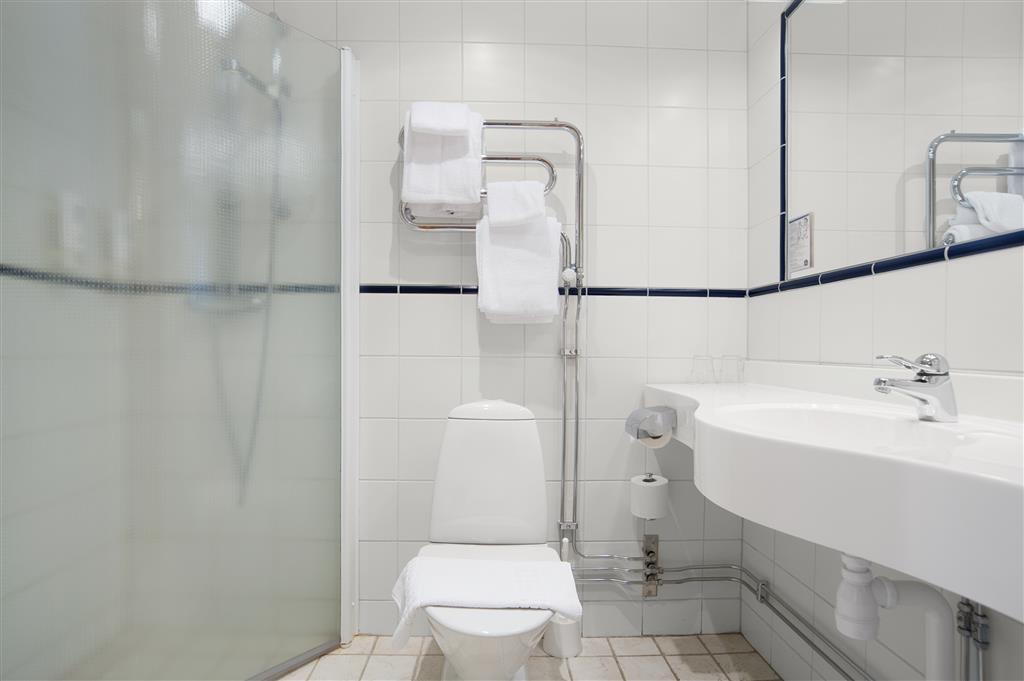 Best Western Hotel Esplanade - Salle de bains