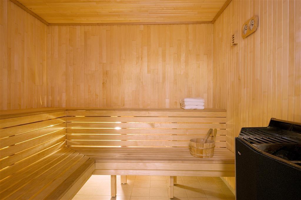 Best Western Hotel Esplanade - Sauna