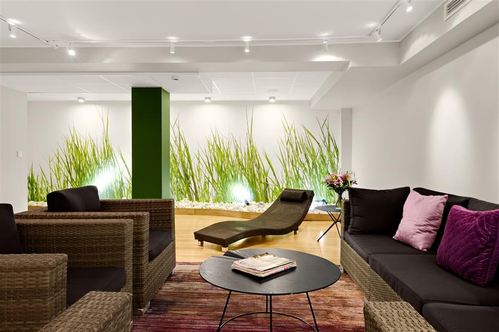 Best Western Hotel Esplanade - Área de relax
