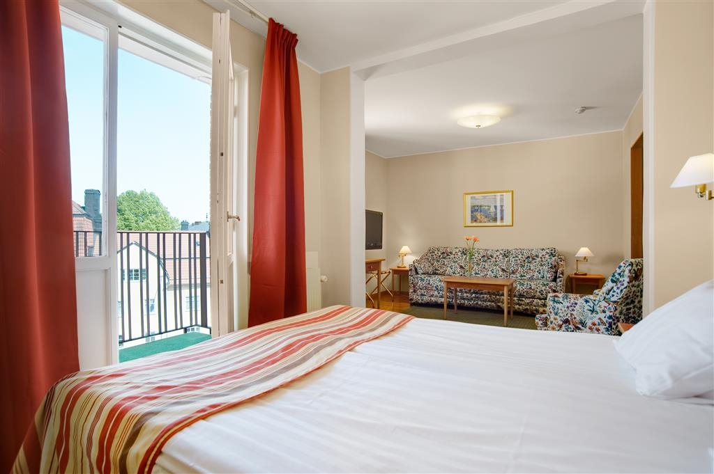 Best Western Hotel Esplanade - Superior Guest Room with Double Bed