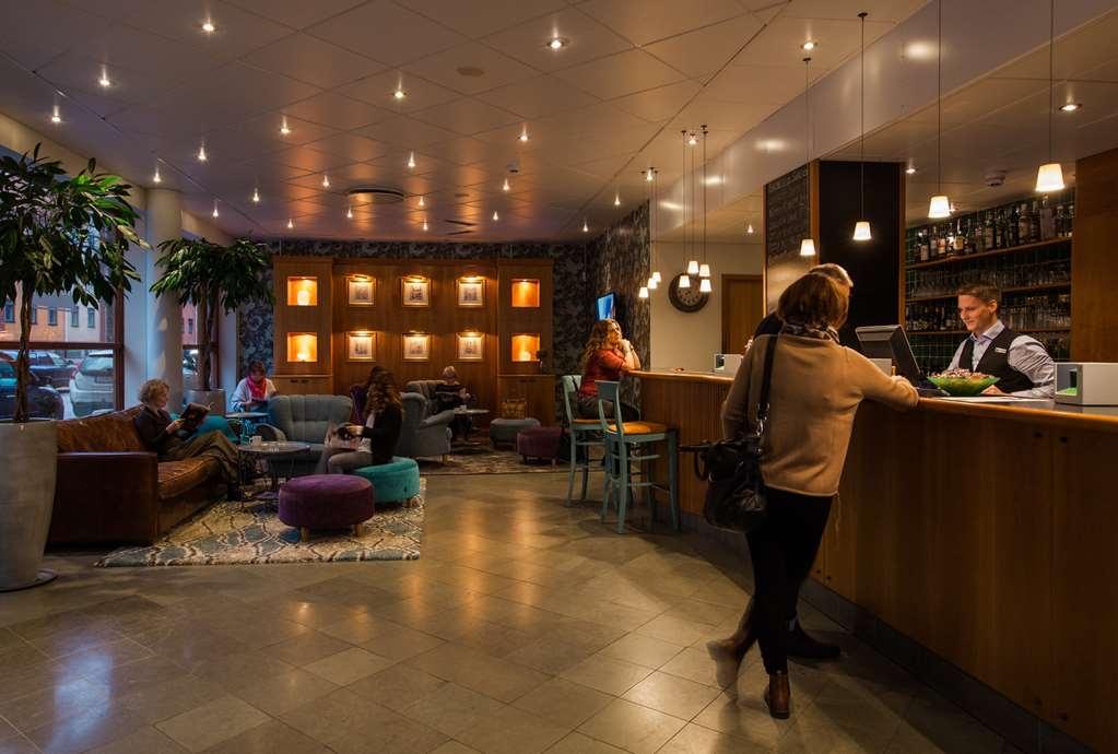 Best Western Hotel Esplanade - Vue du lobby
