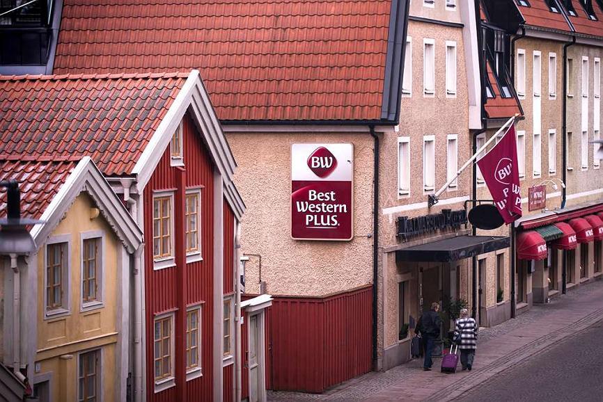 Best Western Plus Kalmarsund Hotell - Aussenansicht
