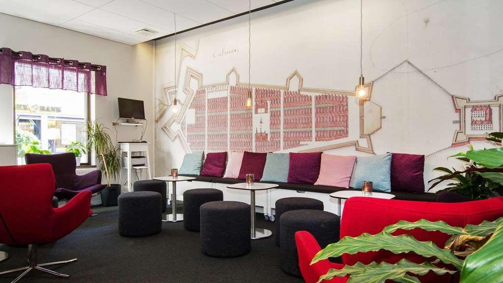 Best Western Plus Kalmarsund Hotell - Vue du lobby