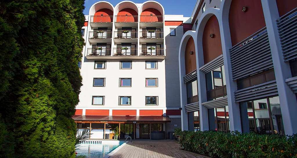 Best Western Gustaf Froding Hotel & Konferens - Gaestezimmer