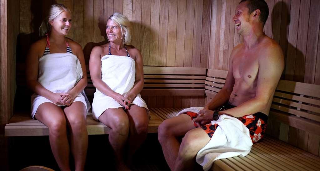 Best Western Gustaf Froding Hotel & Konferens - Sauna