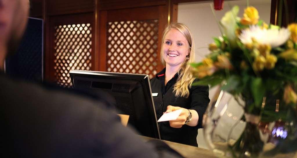 Best Western Gustaf Froding Hotel & Konferens - Lobbyansicht