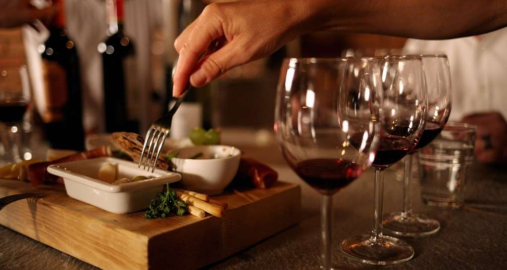 Best Western Gustaf Froding Hotel & Konferens - Wine and dine