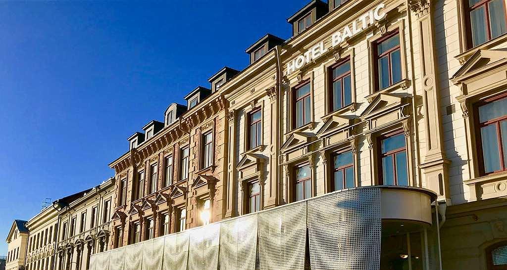 Best Western Hotel Baltic - Vista exterior