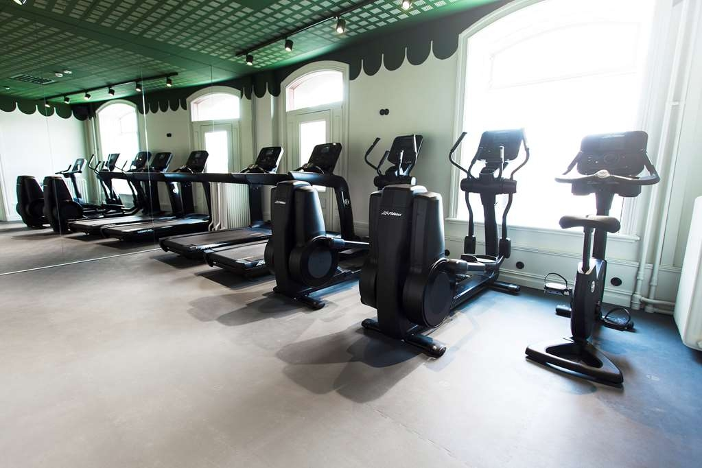 Best Western Hotel Baltic - Club de remise en forme