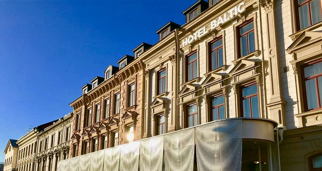 Best Western Hotel Baltic - Façade