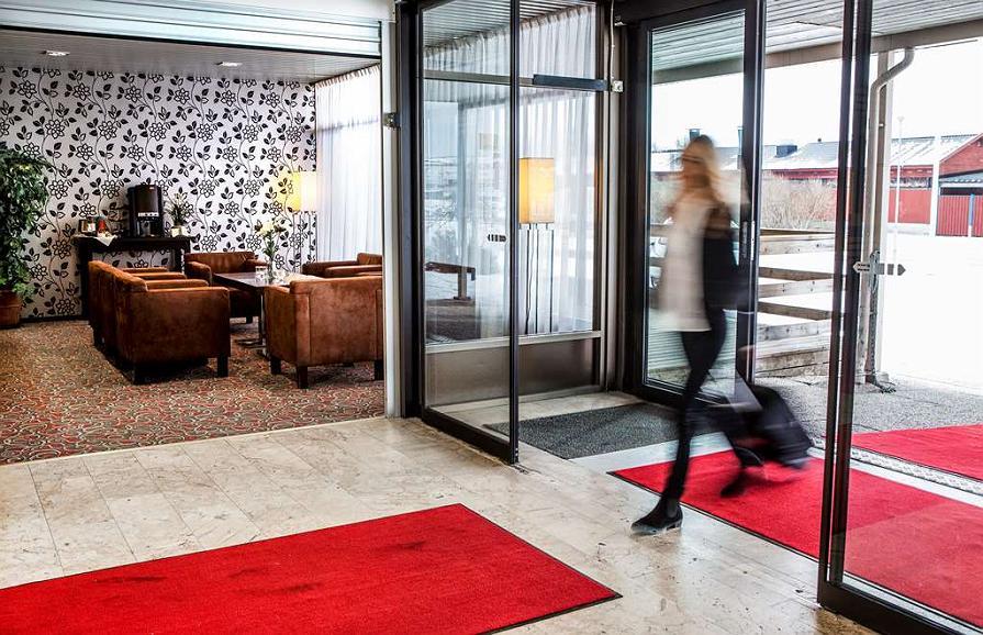 Best Western Hotel Scheele - Vue du lobby