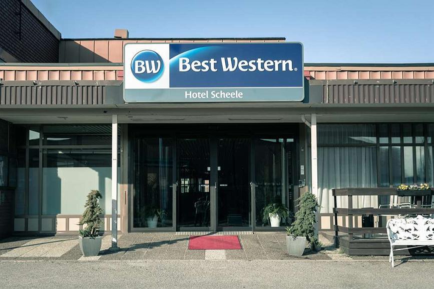 Best Western Hotel Scheele - Aussenansicht