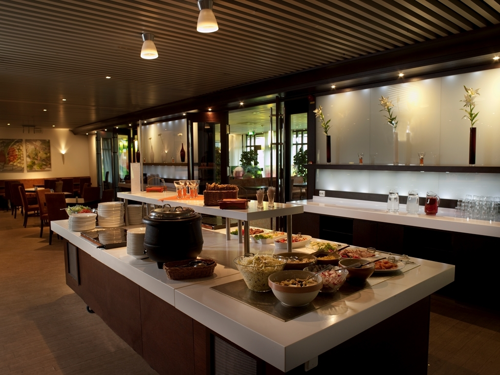 Best Western Hotel Scheele - Restaurante/Comedor